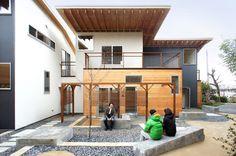japan-architects.com: SALHAUSによる川崎の集合住宅「tetto」