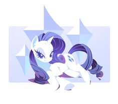 My Little Pony : MLP : Rarity