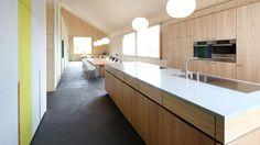 MFH Vogt, Balzers / Architektur Pitbau