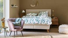 Micasa - Das Möbelhaus für Möbel, Dekoration & Lampen Inspiration, Bed, Furniture, Home Decor, Sheer Curtains, Homes, Dekoration, Biblical Inspiration, Decoration Home