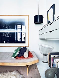 #Swedish #photographer Jonas Ingerstedt's #home.