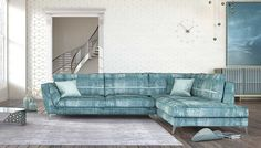 38-CAPRICIO Sectional, Decor, Couch, Furniture, Sectional Couch, Home Decor, Studio