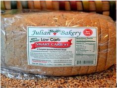 Julian bakery is an organisation specialized to make low-carb breads. It specializes in bring to the table brown breads that are the best choices for people on low carb diets. Some of the products that Julian bakers have come up with include: