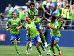 Ultras Deuce Seattle Sounders Soccer T-Shirt