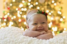 Foto Newborn, Newborn Baby Photos, Baby Girl Photos, Cute Baby Pictures, Newborn Pictures, Newborn Christmas Pictures, Holiday Pictures, Foto Baby, Christmas Baby