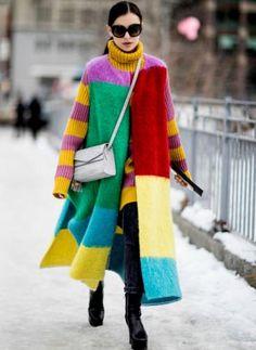 ¡Hace frío! Los sweaters son los mejores aliados