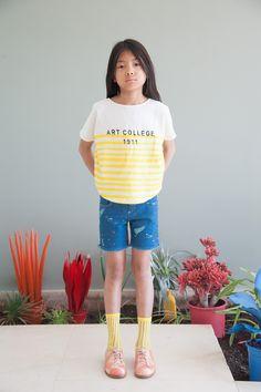 Bobo Choses Spring / Summer 2016 campaign | www.littlesahou.com