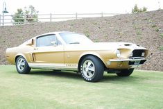 1968 Shelby Ford Mustang GT500