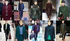 FW 2014 ~ HUES OF WINTER Fashion Week 2015, Mens Fashion Week, New York Fashion, Paris Fashion, Fashion Trends, Fashion Forecasting, Winter 2014 2015, New Paris, 2015 Trends