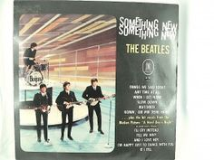 The Beatles Something New Odeon 83765
