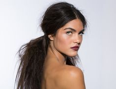 How To Pull Off Fall's Vampy Lip—Team Zoe beauty buff Joey Maalouf shows you how!