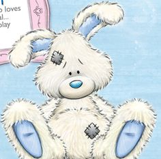 Snowdrop the rabbit