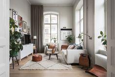 Gravity Home: Scandinavian Living Room Scandinavian Design Living Room, Living Room Interior, Modern Houses Interior, Room Design, House Interior, Living Room Scandinavian, Home, Home Decor, Room Interior
