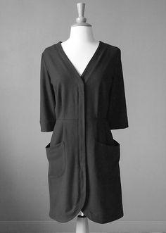 La robe «Eve» pas à pas http://republiqueduchiffon.com/journal/2015/02/05/coudre-la-robe-eve-pas-pas/
