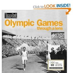 Price: $19.10 - Time Out Olympic Games Through a Lens - TO ORDER, CLICK THE PHOTO