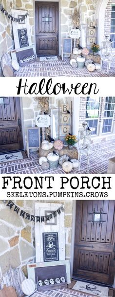 Halloween Decoration Library