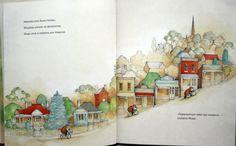 Детская Книга - Моди и медведь, автор Джен Ормерод, художница Фрейя Блэквуд