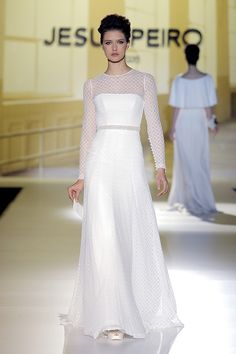 Vestidos de novia de Jesús Peiró 2014 #boda #vestidos