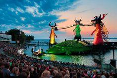 Webcam | Bregenzer Festspiele