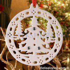 Belleek Living Christmas Forest - Christmas Tree Ornament