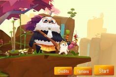 Momo, Panda and Fry in Momonga Pinball Adventures