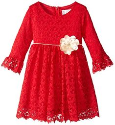 Rare Editions Little Girls' Lace Dress Size Toddler, Red, 4T/6 Rare Editions http://www.amazon.com/dp/B014UURG8E/ref=cm_sw_r_pi_dp_5ltGwb1NCP9A4