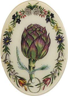 John Derian plate.