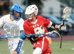NFA boys lacrosse squanders late lead; Waterford makes 1st ECC title game - The win vaulted second-seeded Waterford into its first ECC Championship game at 5 p.m. on Thursday at East Lyme against the top-seeded hosts who defeated Stonington, 18-7, in the opener. Read more: http://www.norwichbulletin.com/sports/20160524/nfa-boys-lacrosse-squanders-late-lead-waterford-makes-1st-ecc-title-game #CT #Ctsports #HSSports #HSLacrosse #Lacrosse #NorwichFreeAcademy #NFA #WaterfordHS