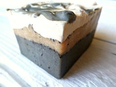 Coffee Soap / Naturally Coffee Scented Vegan Friendly by barebare, $4.00