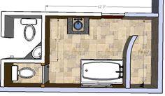 ideas for doorless shower design - Ceramic Tile Advice Forums - John Bridge Ceramic Tile