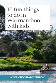 The 10 best things to do in Warrnambool when you are travelling with kids. Warrnambool is on the Great Ocean Road and a great day trip or weekend destination for families. There are animal encounters, fun stuff, playgrounds, sports etc to do, check out the recommendations in this post.