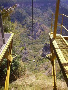 cable car - Ubajara National Park - Ceará Parque Natural, Brazil Travel, Extreme Sports, Bora Bora, Garden Bridge, Travel Style, State Parks, Grande, National Parks