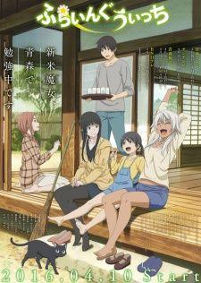 Flying Witch - Animes da Temporada - Primavera 2016