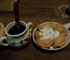 obiad Kurna Chata Tableware, Ethnic Recipes, Food, Dinnerware, Tablewares, Eten, Place Settings, Meals, Diet