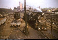 RailPictures.Net Photo: LIRR 108 Long Island Railroad Steam 2-8-0 at Jamaica, New York by John Dziobko www.godfatherrails.com