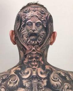 #blxckink #blxckink_usa #usatattoo #tattoousa #tattoohonolulu #tattoonewyork #tattoolosangeles #blacktattoo #realismtattoo #ancienttattoo