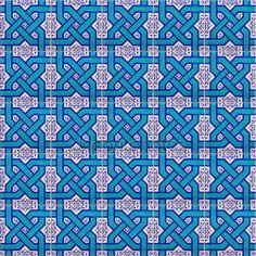 Telhas cerâmicas islâmicas