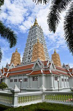 Wat Yan Temple ~ Bangkok, Thailand