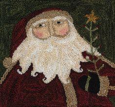 """Santa's Tree"" by Teresa Kogut"