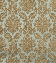 no idea where this would go, but I like it  Home Decor 8''x 8'' Fabric Swatch Jaclyn Smith Smirnoff-Peacock, , hi-res
