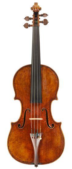 The 'Récamier' Stradivari violin of 1727,  Property - Tarisio