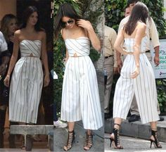 Kendall Jenner and her family spotted shopping in Beverly Hills, California on May 11, 2015