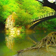 Voidomatis river,Epirus.Greece