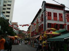 Streets of Singapore