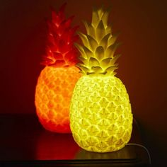 Luminous Pineapple Lamps - View All Lighting - Lighting - Lighting & Mirrors