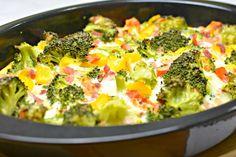 Ofen-Omelett
