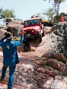 6Th Annual Texas Spur Jeep Jamboree Jeep Rock Crawling
