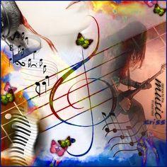 Detrás de la lectura, un mundo.: La música y los libros