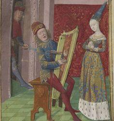 Messire Lancelot du Lac de  GAULTIER MOAP 1470