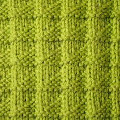 Pleated Triangle Stitch — The Knitty Gritty NYC